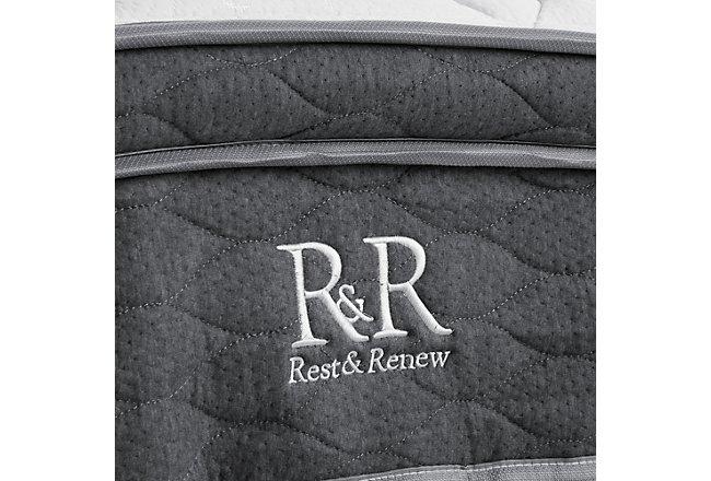 "Rest & Renew Pocket 12"" Euro Top Mattress"