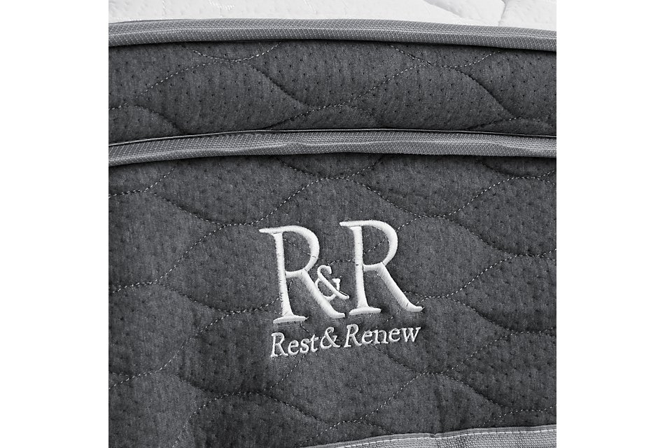 "Rest & Renew Pocket 12"" Euro Top Mattress"