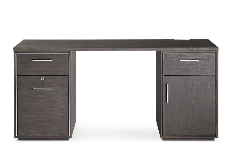Highline Dark Tone  Writing Desk