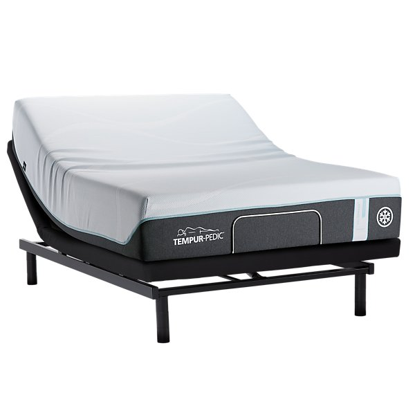 Tempur Probreeze 153 Medium Hybrid Ease Adjule Mattress