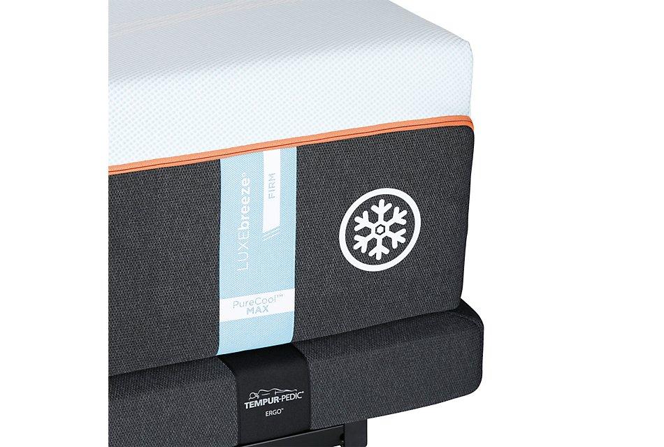 TEMPUR-LUXEBreeze™ Firm  ERGO Adjustable Mattress Set