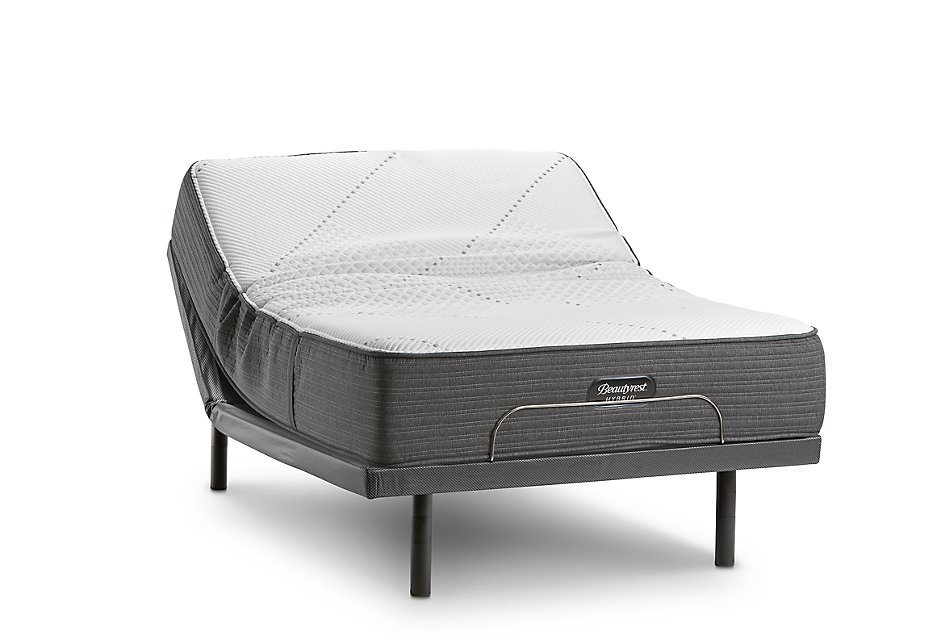 Beautyrest BRX1000-IP Plush HYBRID  Advanced Motion Adjustable Mattress Set