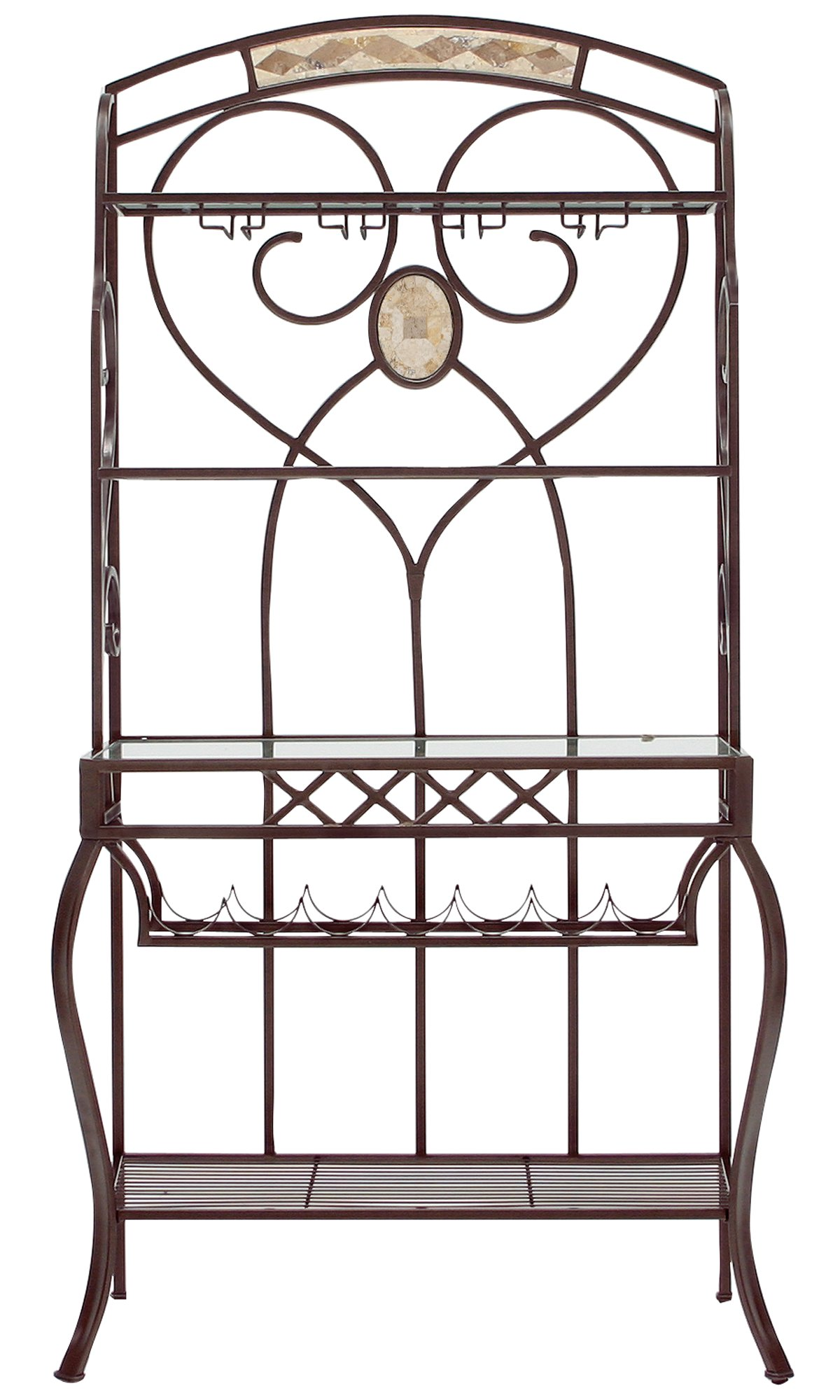 Brookside Metal Bakers Rack
