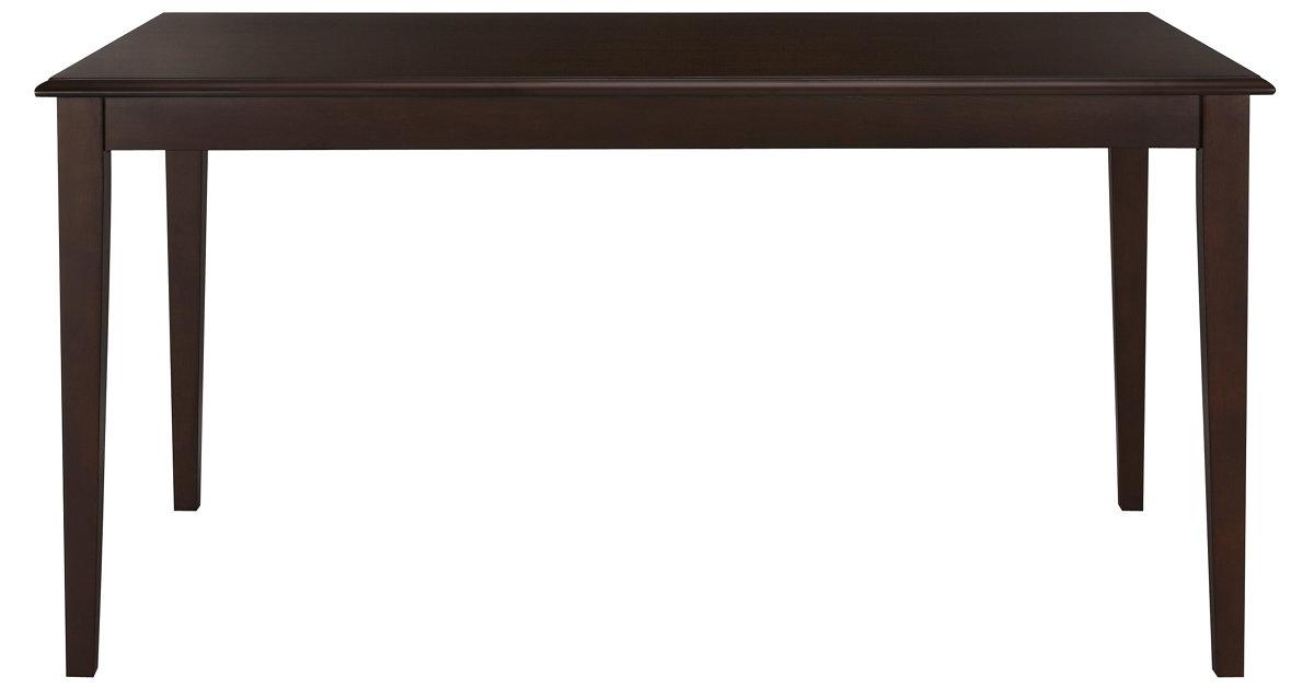 Bayberry Dark Tone Rectangular Table