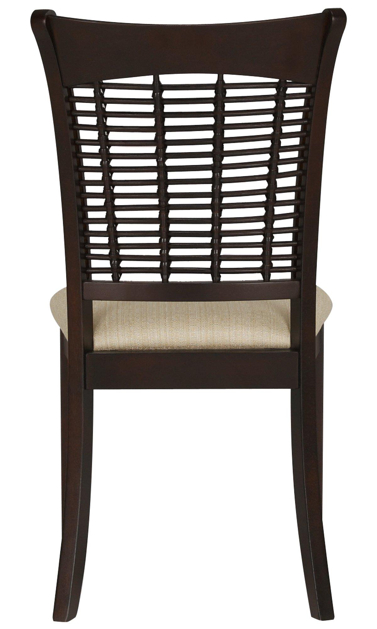 Bayberry Dark Tone Wood Wood Side Chair