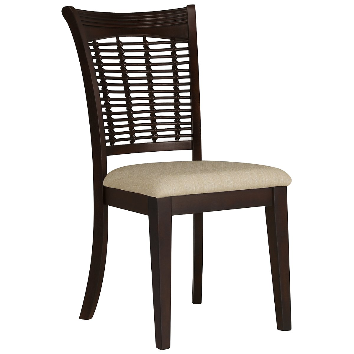 Bayberry Dark Tone Wood Side Chair