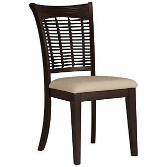 Bayberry Dark Tone Wood Side Chair