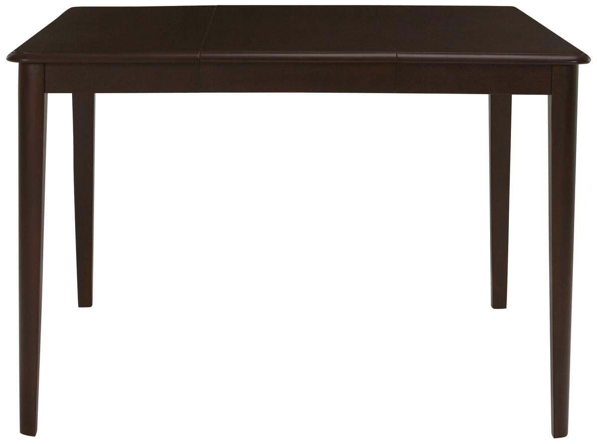 Bayberry Dark Tone Wood High Dining Table