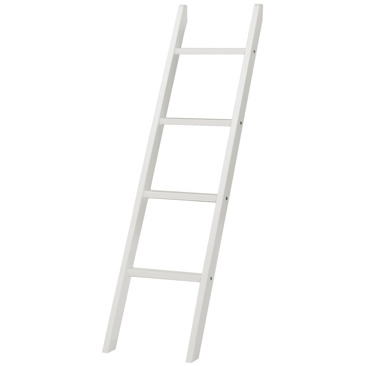 Lauren White Bunk Ladder & Rails