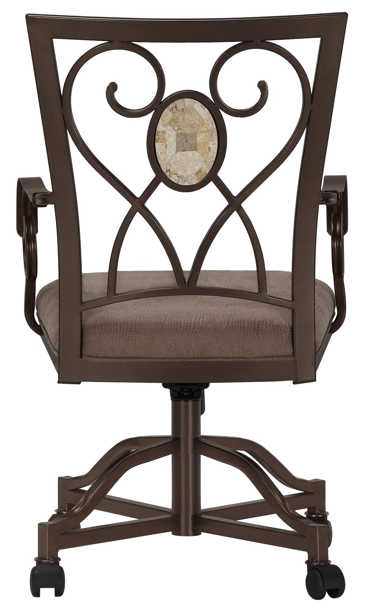 Brookside Castored Side Chair