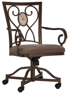 Brookside Castored Side Chair