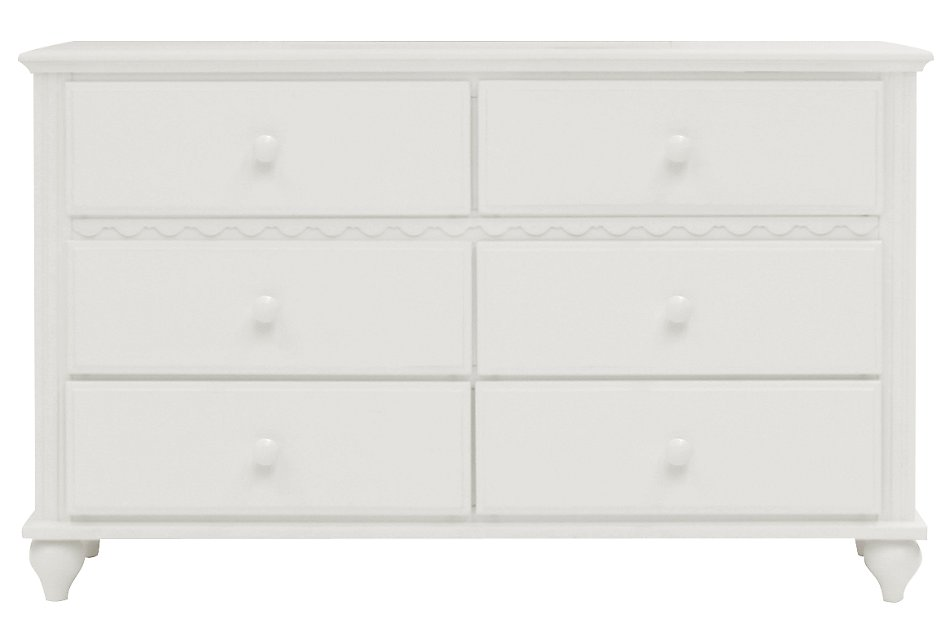 Lauren White  Dresser
