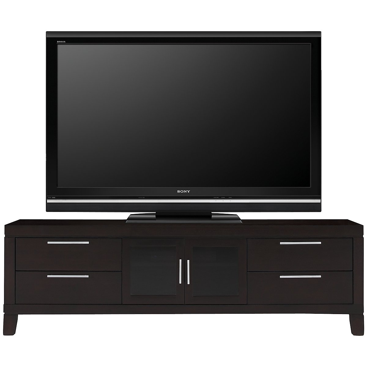"Encore2 Dark Tone 80"" TV Stand"