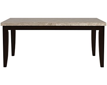 Monark Marble Rectangular Table