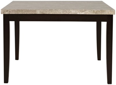 Monark Marble Square High Dining Table