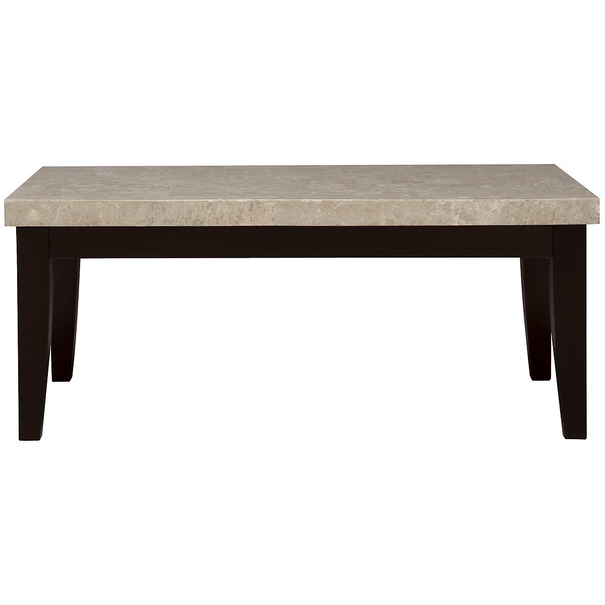 Monark Marble Rectangular Coffee Table