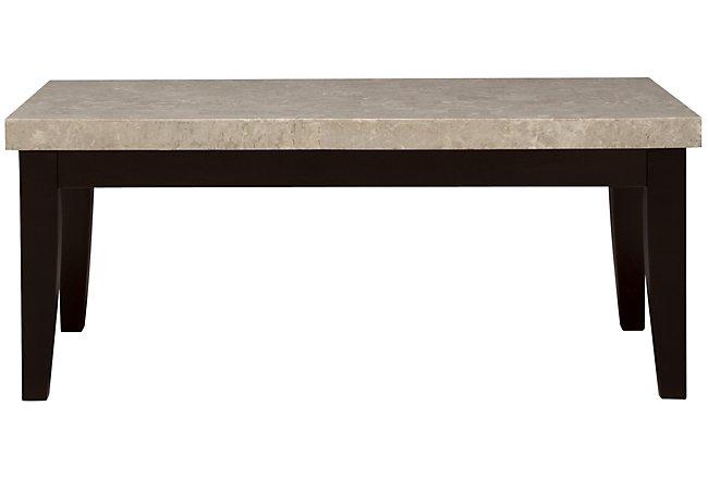 Monark Marble Rectangular Coffee Table