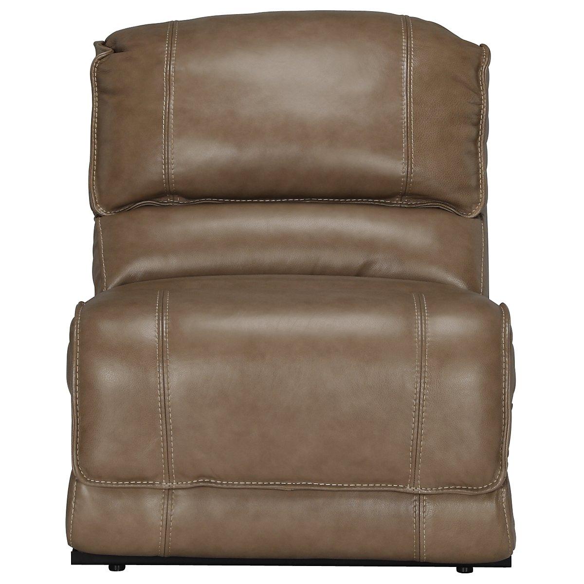 benson dk taupe lthr vinyl r chaise pwr rec sec. Black Bedroom Furniture Sets. Home Design Ideas