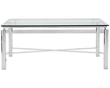 Nova Glass Rectangular Coffee Table