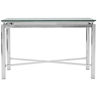 Nova Glass Sofa Table