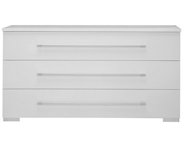 Dimora White Dresser