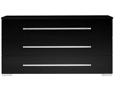 Dimora Black Dresser