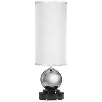 Run Away Silver Table Lamp