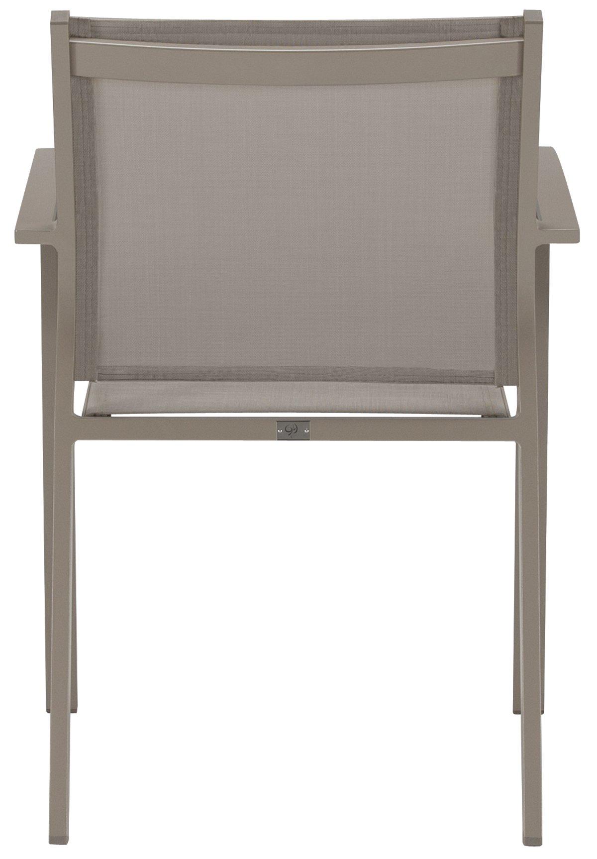 Lisbon Khaki Sling Chair