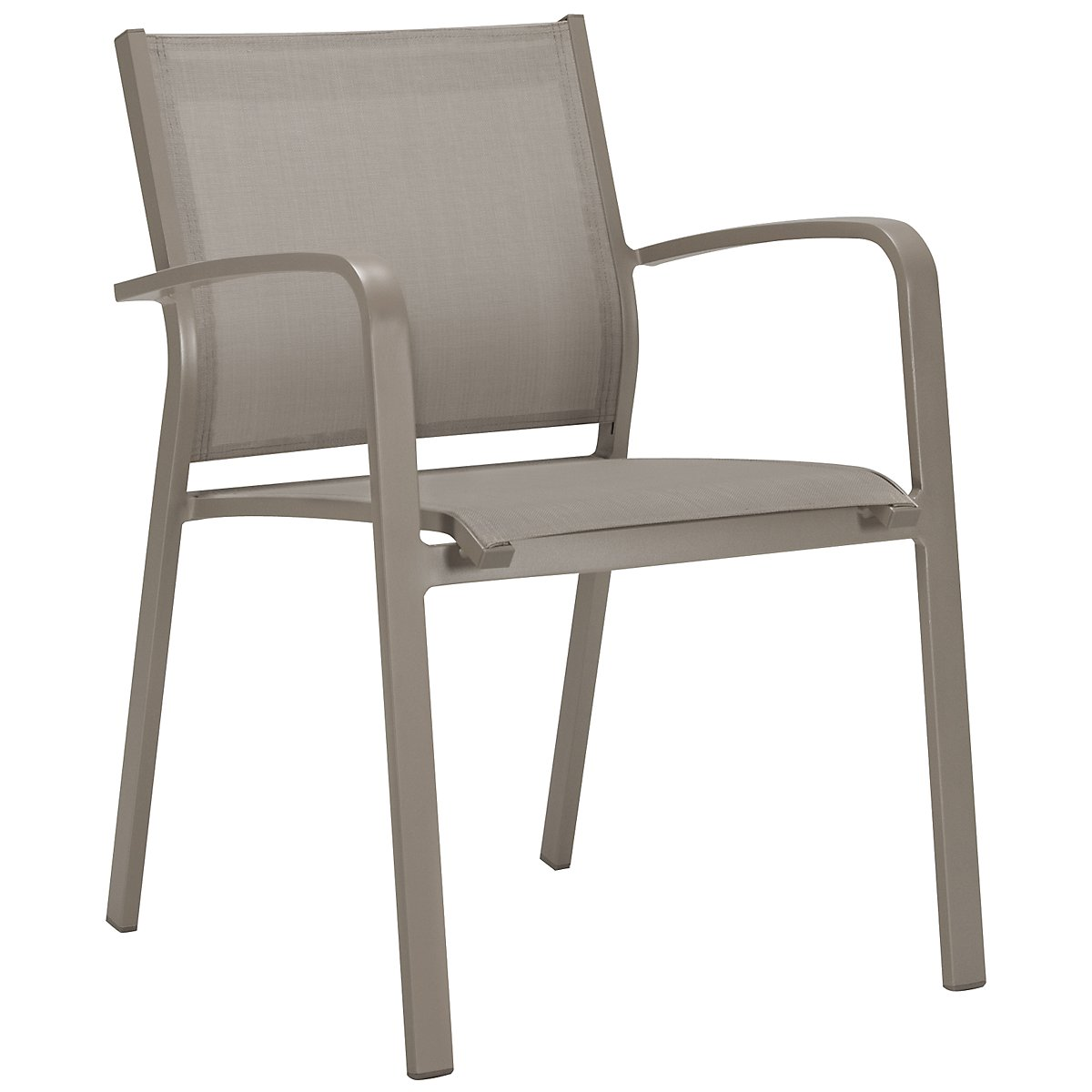 Lisbon Khaki Sling Chair