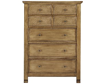 Isle Light Tone Drawer Chest