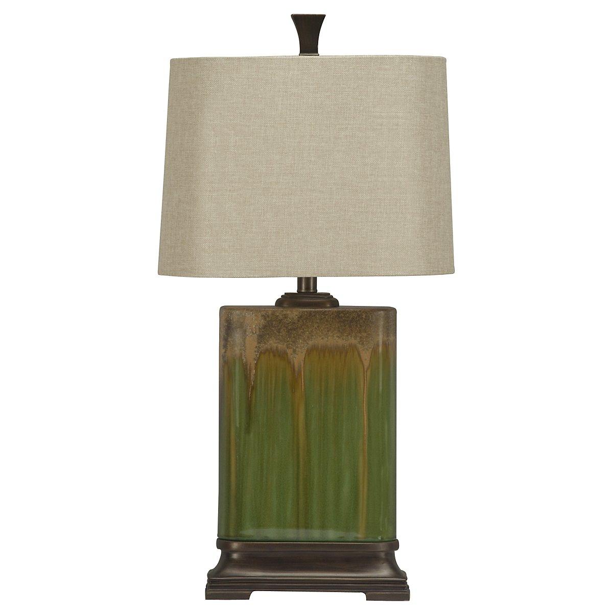 Summer Green Table Lamp