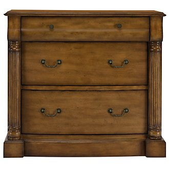 Cotswald Mid Tone Accent Chest