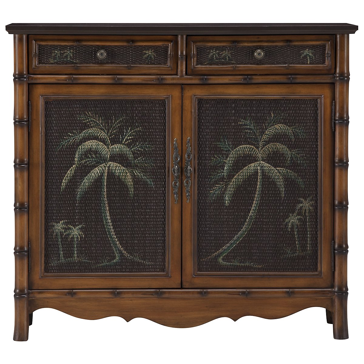 Tropic Two-Tone Accent Chest