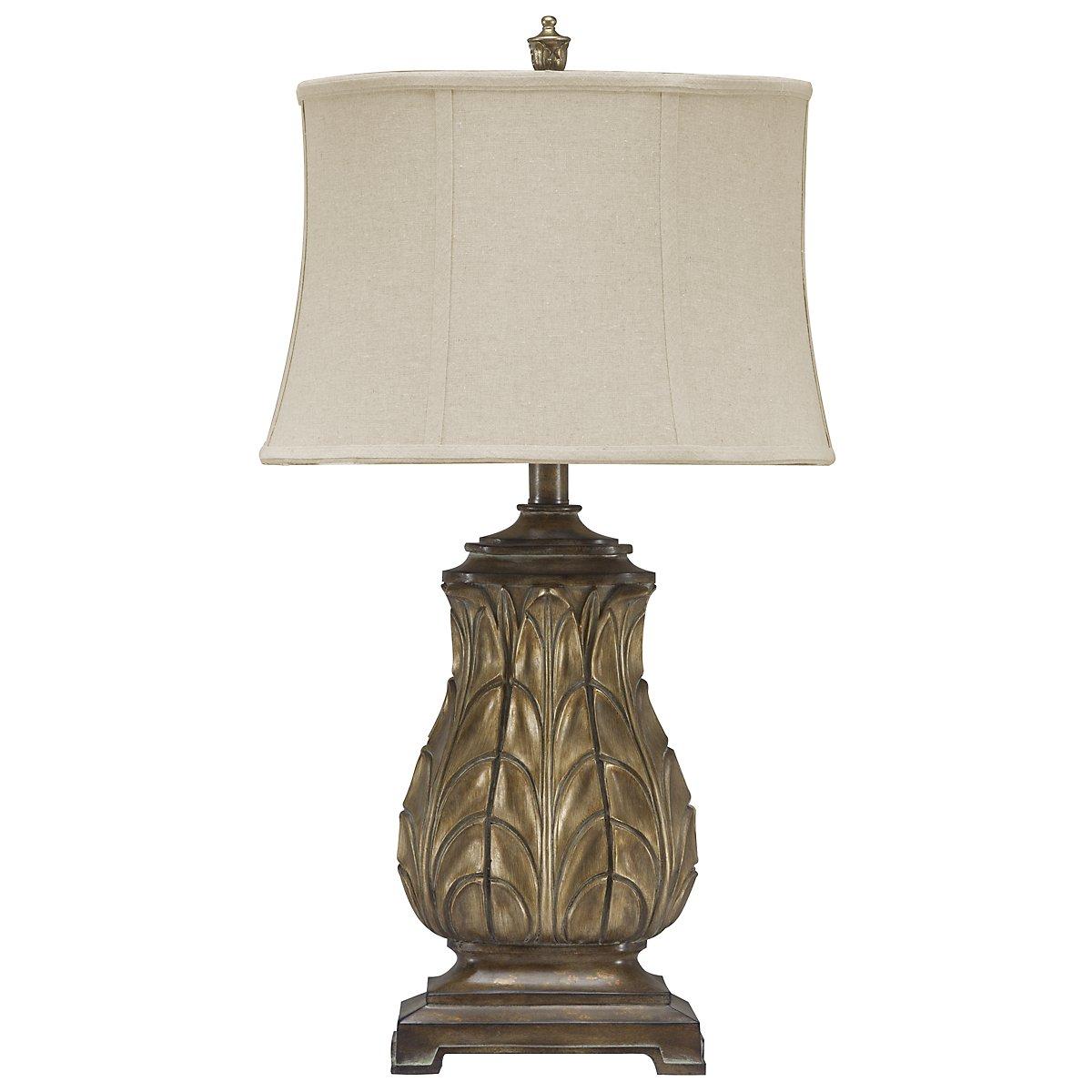 Tori Gold Table Lamp