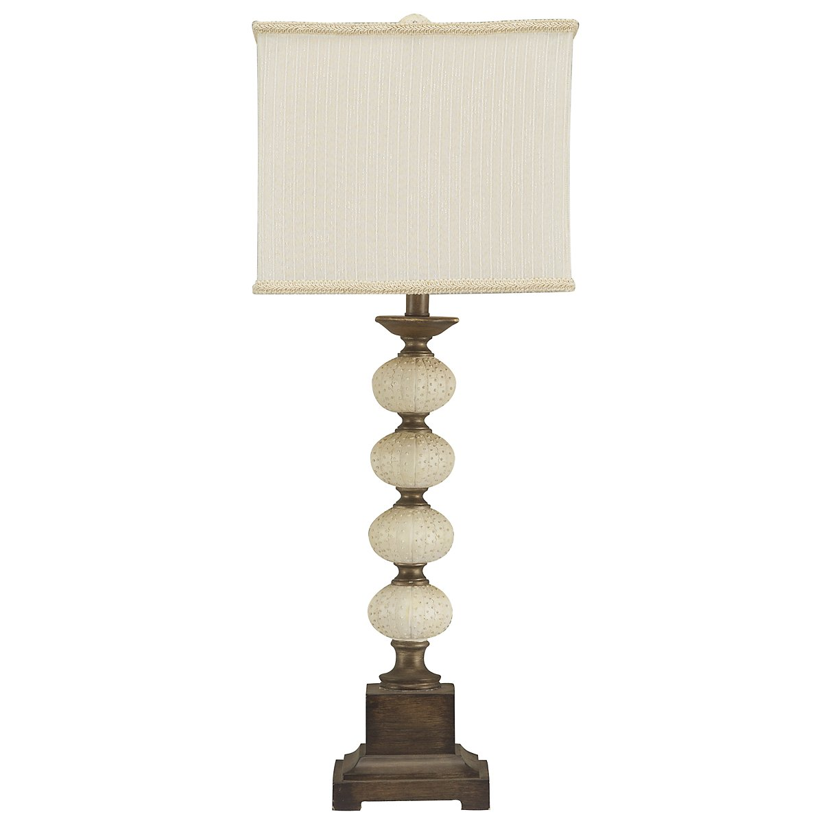 Claire Light Beige Table Lamp