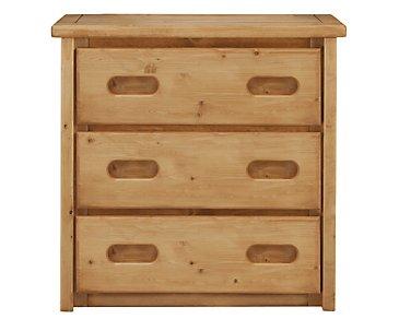 Cinnamon Mid Tone Small Dresser
