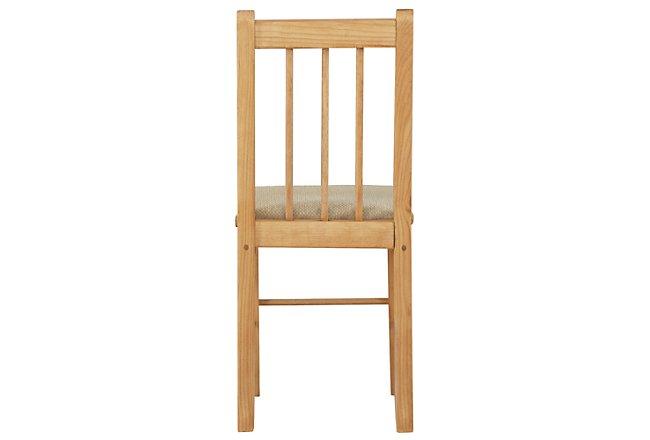 Cinnamon Mid Tone Wood Chair