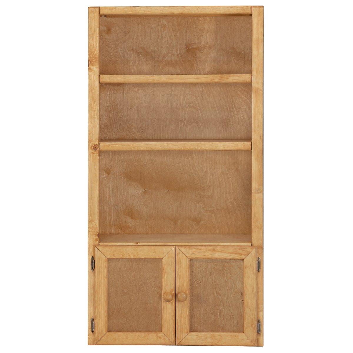 Cinnamon Mid Tone Bookcase