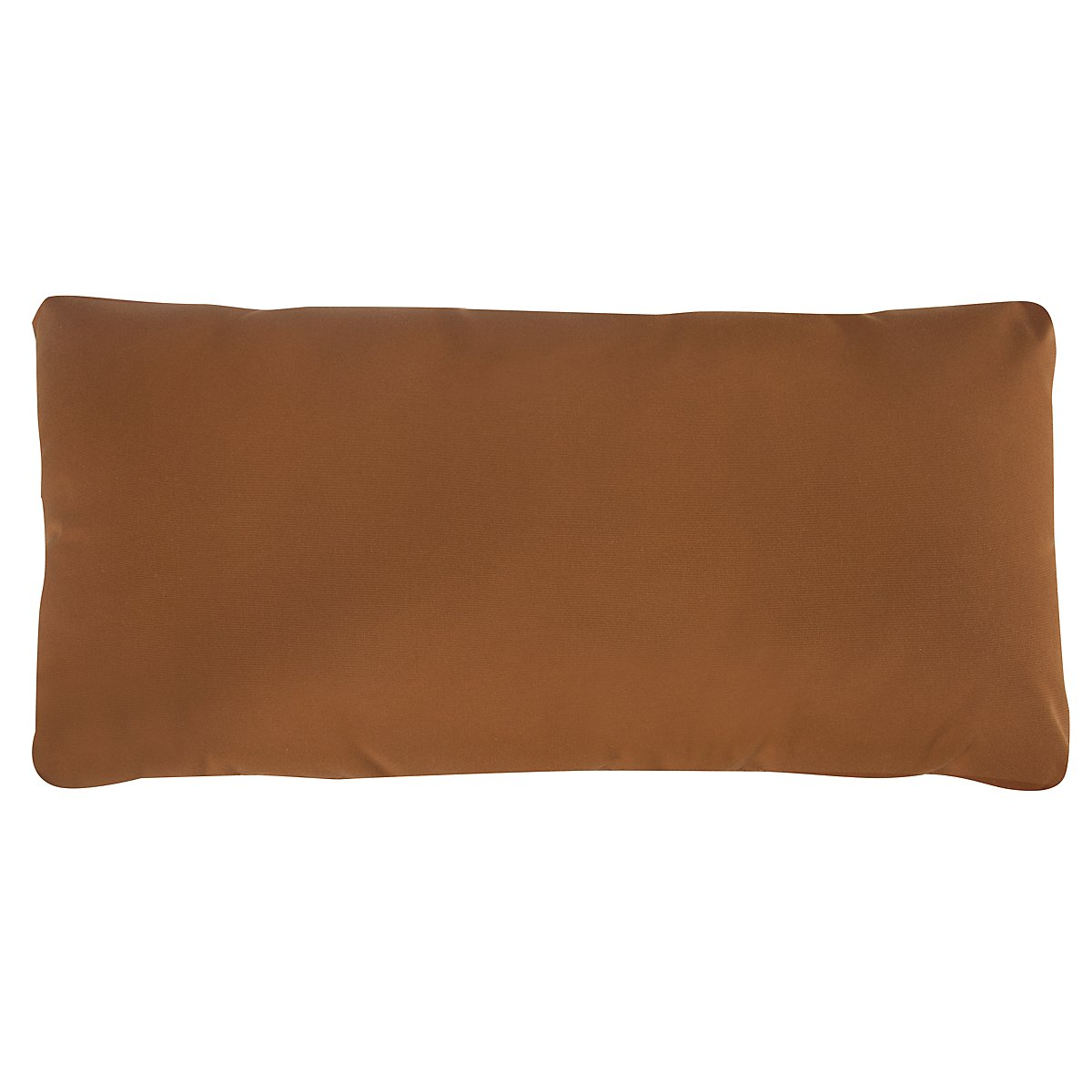 """Canvas Rust 26"""" Indoor/Outdoor Rectangular Accent Pillow"""