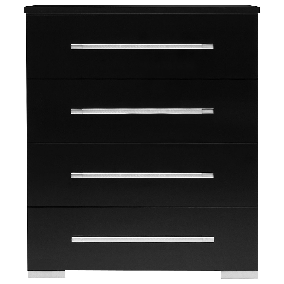 Dimora Black Small Drawer Chest