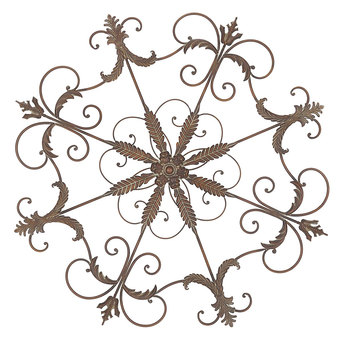 Caslyn Metal Wall Art