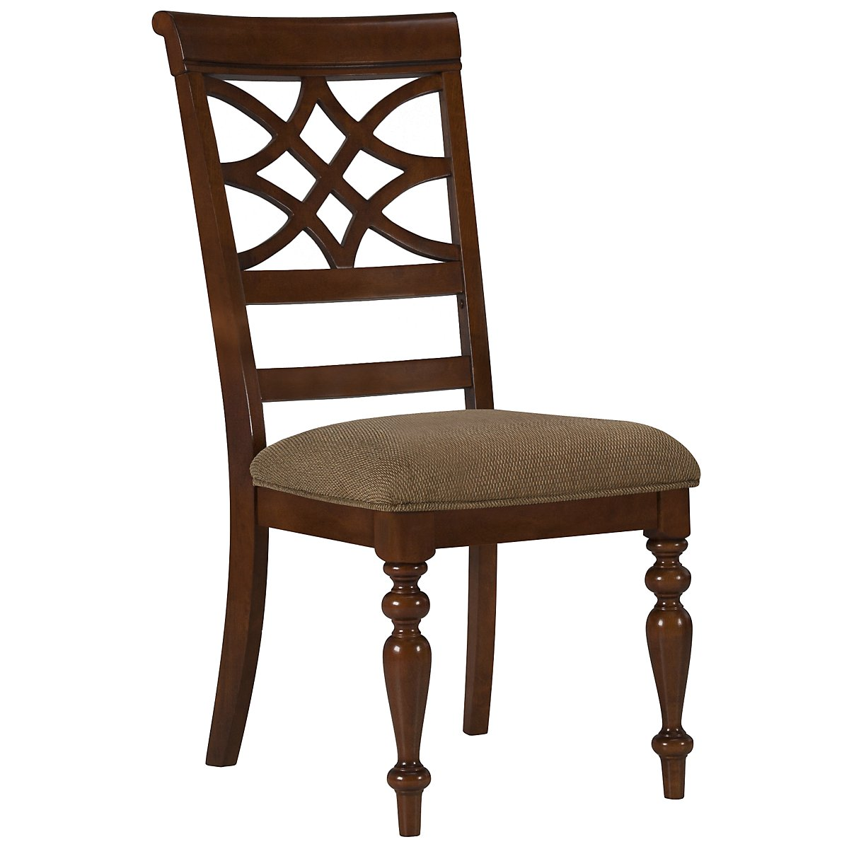 Oxford Mid Tone Wood Side Chair