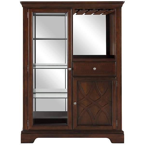 Oxford Mid Tone Wood Curio