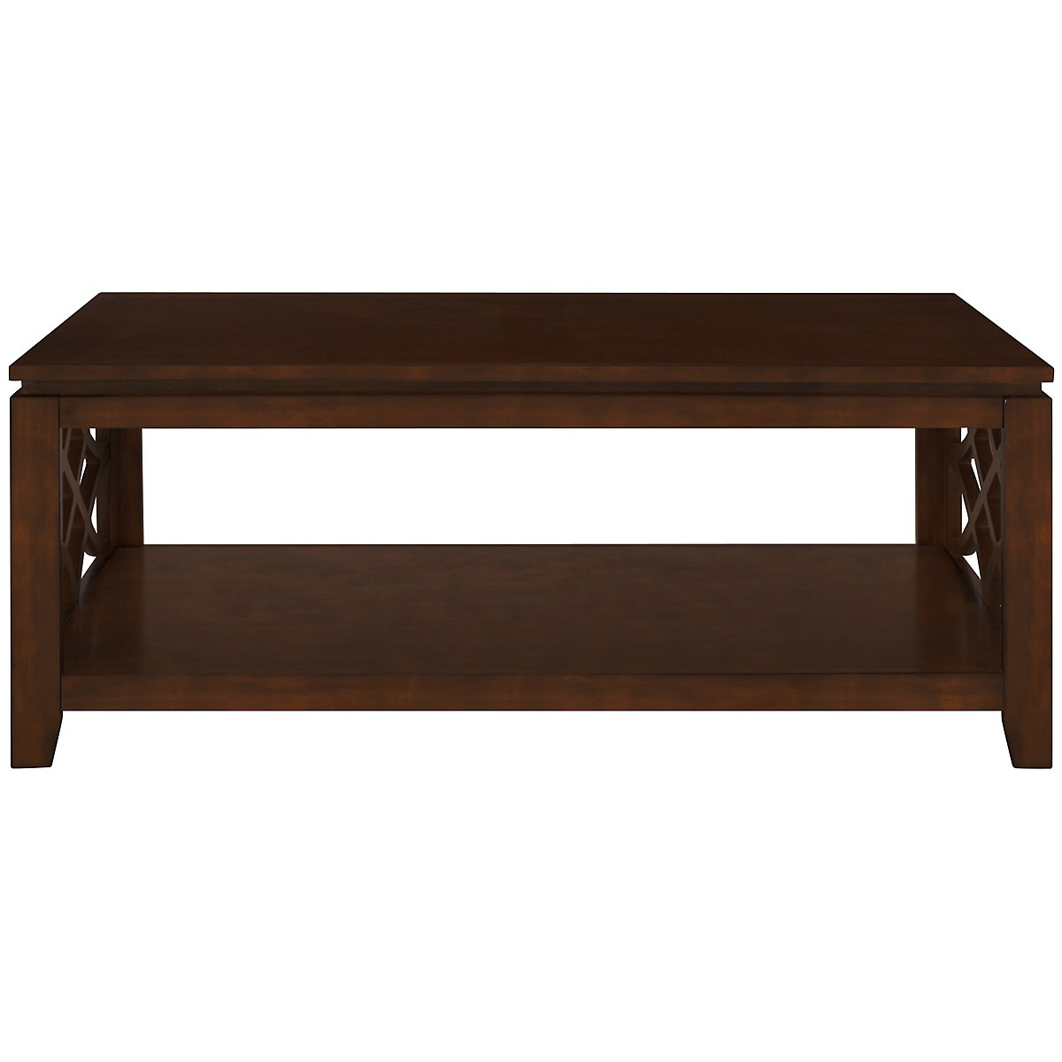 Oxford Mid Tone Rectangular Coffee Table
