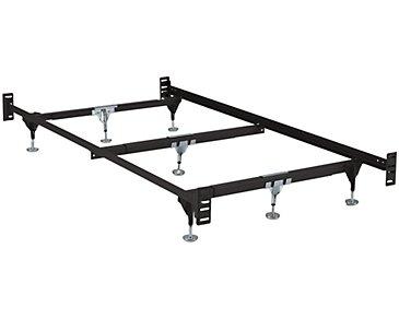 Mantua 7-Leg Headboard & Footboard Frame