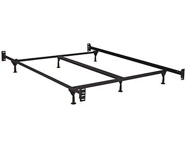 Insta Lock 6-Leg Headboard & Footboard Frame