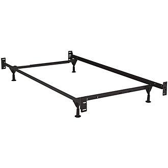 Mantua 4-Leg Headboard & Footboard Frame