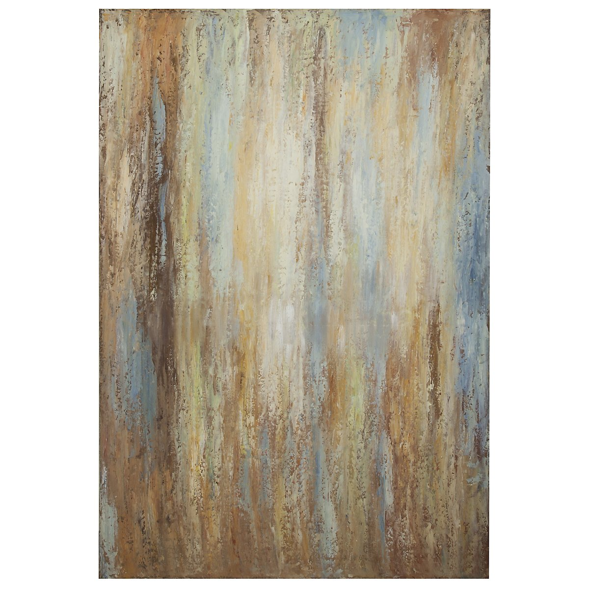 Raindrops Wood Wall Art