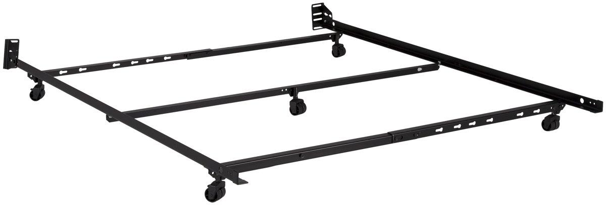 Leggett & Platt 5-leg Castored Low Headboard Only Frame
