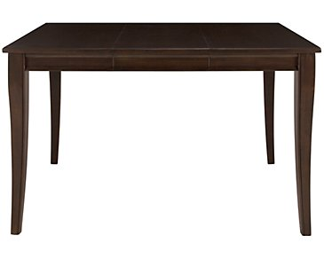 Canyon Dark Tone High Dining Table